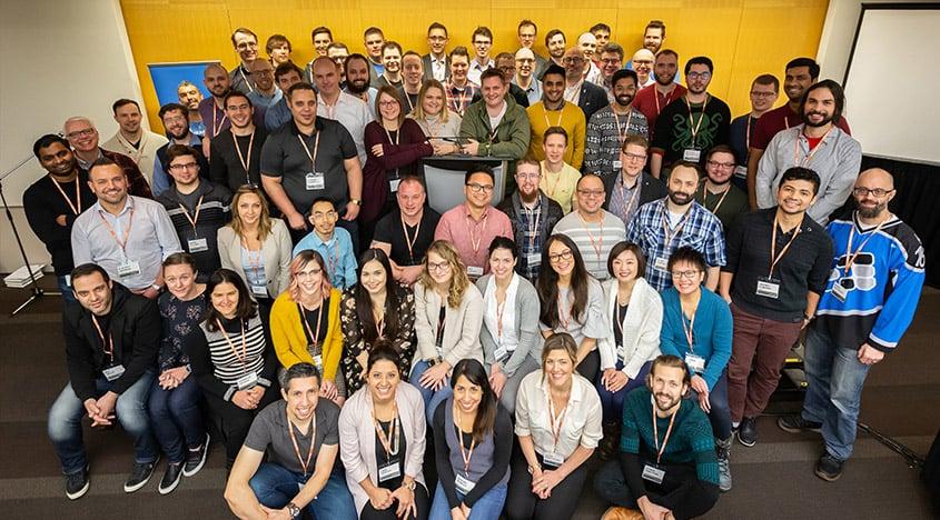 DevFacto 2018 Team
