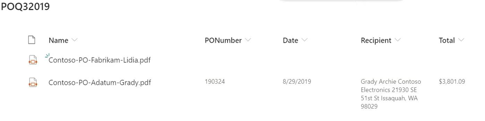 Adding metadata to documents recently uploaded to SharePoint