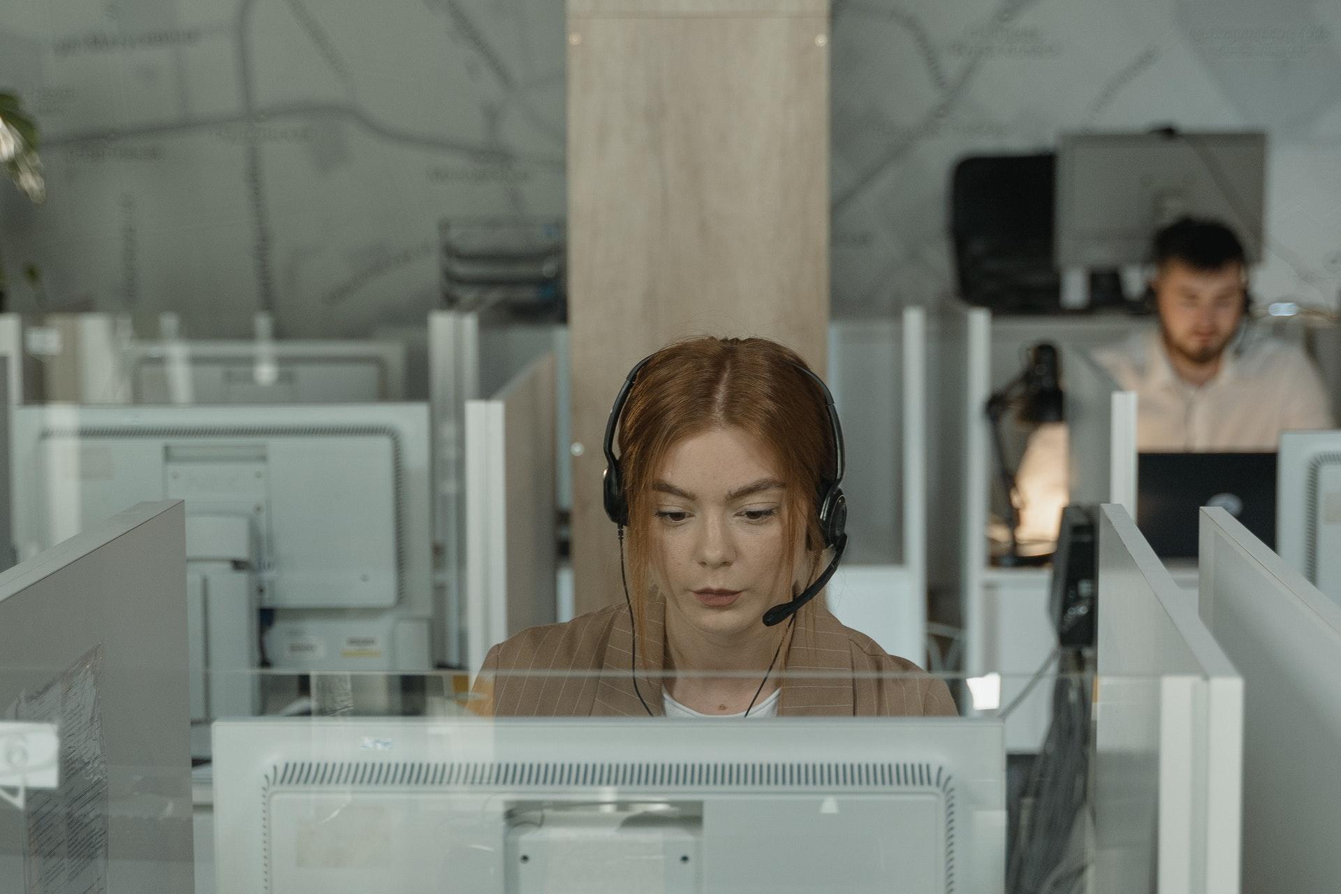 Modernized Contact Centre